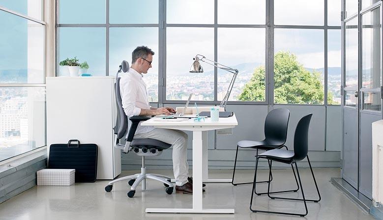 Кресла для посетителя / конференц-кресла - слайд